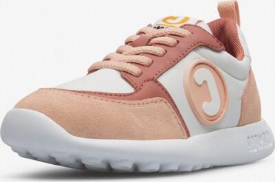 CAMPER Sneaker ' Driftie ' in koralle / weiß, Produktansicht