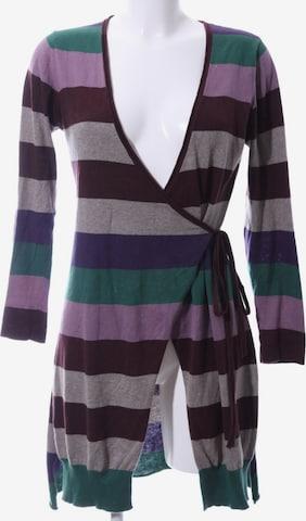 Sandwich Sweater & Cardigan in S in Purple