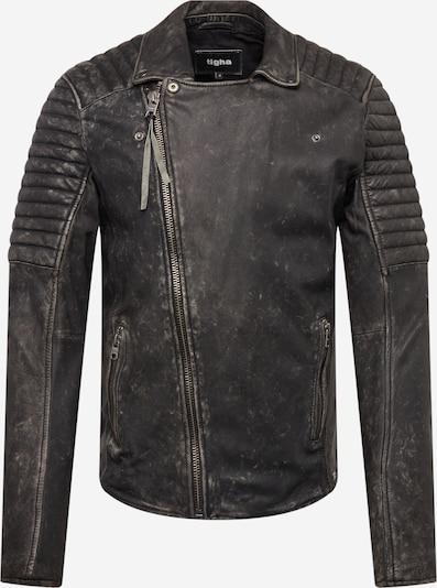 tigha Jacke 'Darwo' in schwarz, Produktansicht