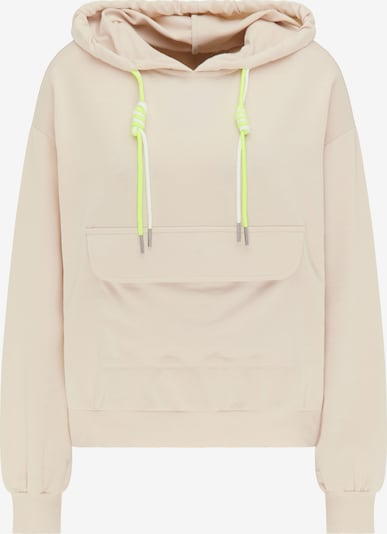 myMo ATHLSR Sports sweatshirt in beige, Item view