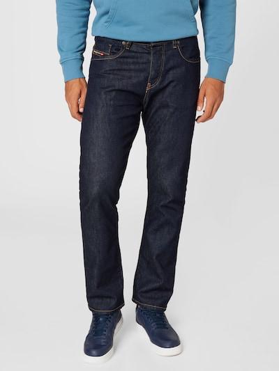 DIESEL Jeans 'VIKER' in blue denim, Modelansicht