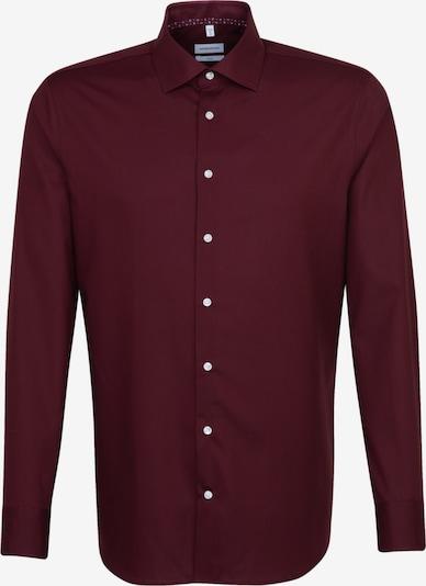 SEIDENSTICKER Business Hemd ' Slim ' in rot, Produktansicht