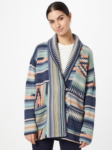 Polo Ralph Lauren Knit Cardigan in Blue