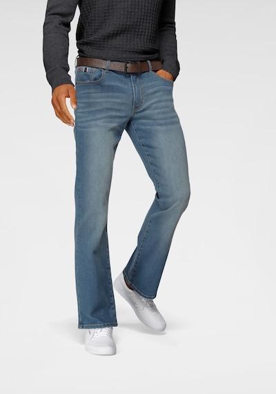 HIS JEANS Jeans in hellblau, Modelansicht