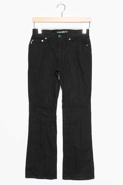 RALPH LAUREN Jeans in 29/28 in black denim, Produktansicht