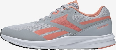 REEBOK Running shoe 'Runner 4.0' in Light grey / Salmon, Item view