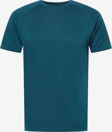 Rukka Λειτουργικό μπλουζάκι 'MALIKO' σε πράσινο
