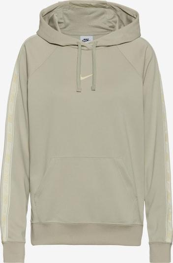 Nike Sportswear Hoodie in creme / hellgelb, Produktansicht