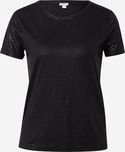 OVS T-Shirt in schwarz, Produktansicht