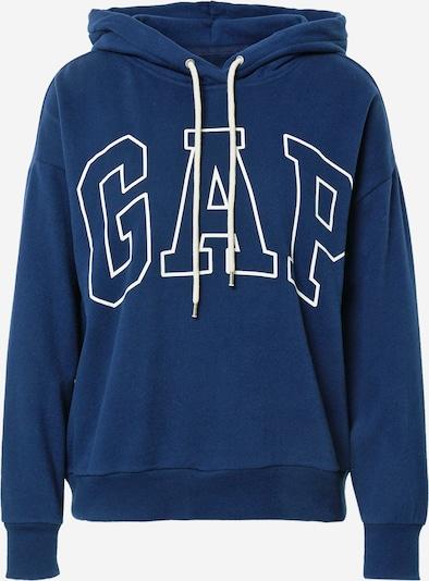 GAP Sweater majica u plava / bijela, Pregled proizvoda
