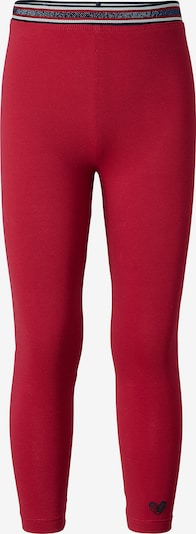 Noppies Leggings 'Fouriesburg' in rot / schwarz / weiß, Produktansicht