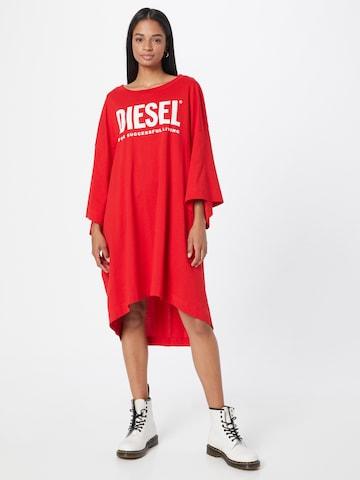raudona DIESEL Suknelė