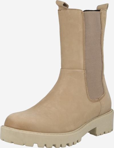 """""""Chelsea"""" batai iš PS Poelman, spalva – rusvai pilka, Prekių apžvalga"""