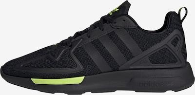 ADIDAS ORIGINALS Sneaker 'ZX 2K Flux' in neongrün / schwarz, Produktansicht