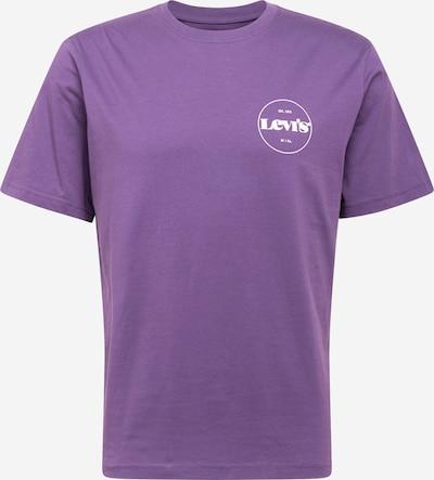 Tricou LEVI'S pe mov: Privire frontală