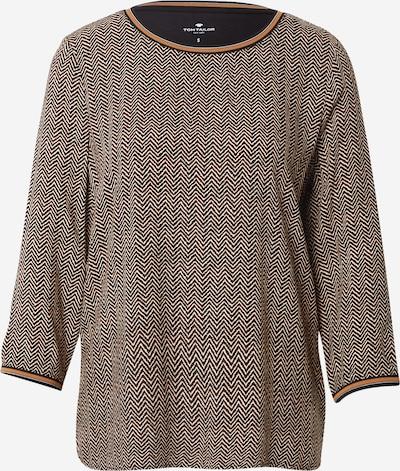 TOM TAILOR Shirt in braun, Produktansicht