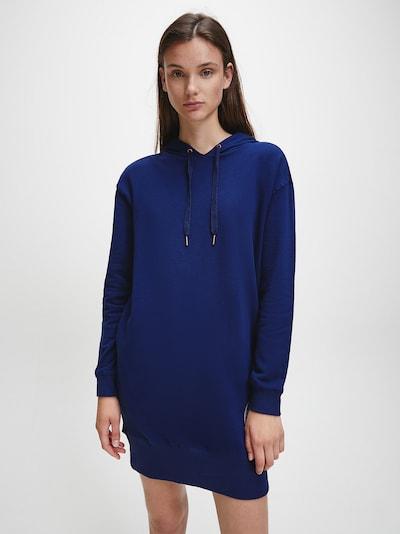 Calvin Klein Underwear Maxi šaty - modrá, Model/ka