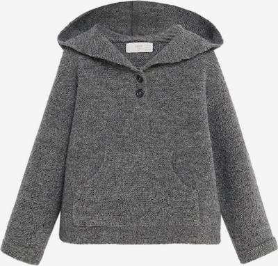 MANGO KIDS Pullover 'Charlie' in graumeliert, Produktansicht