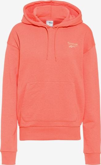 REEBOK Sweatshirt in melone, Produktansicht