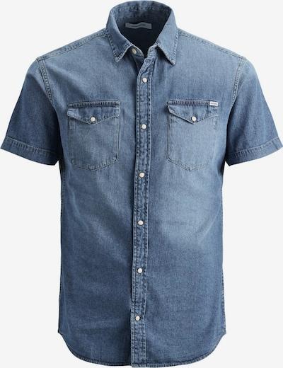 JACK & JONES Koszula w kolorze niebieski denimm, Podgląd produktu
