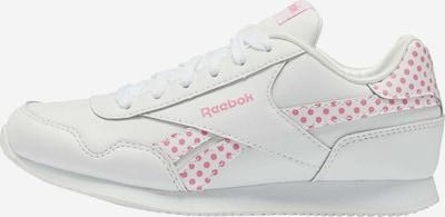 Reebok Sport Sneaker in hellpink / weiß, Produktansicht