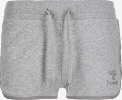 Hummel Pantalon de sport 'Classic Bee Tech' en gris, Vue avec produit
