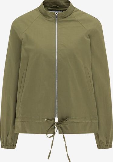 usha BLUE LABEL Prehodna jakna | oliva barva, Prikaz izdelka