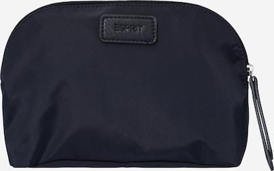 ESPRIT Kozmetična torbica 'JENNY' | mornarska barva, Prikaz izdelka