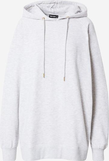 Tally Weijl Sweat-shirt en gris chiné, Vue avec produit