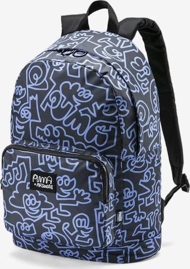 PUMA Rucksack in blau / schwarz, Produktansicht