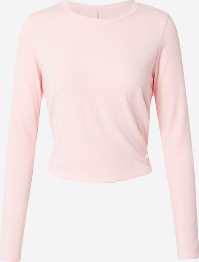 Onzie T-shirt fonctionnel en rose, Vue avec produit