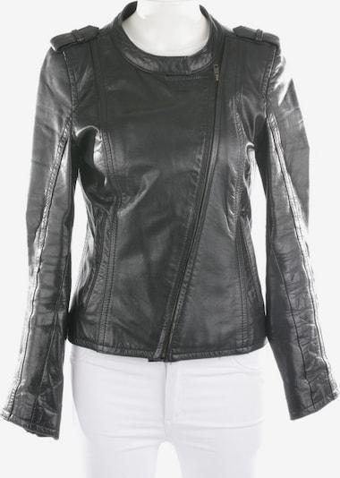 DRYKORN Lederjacke / Ledermantel in XS in schwarz, Produktansicht
