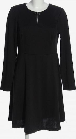 B&C Langarmkleid in L in schwarz, Produktansicht