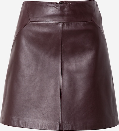 Whistles Skirt in wine red, Item view