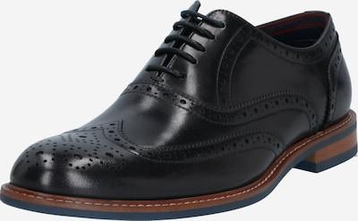 Dune LONDON Čevlji na vezalke | črna barva, Prikaz izdelka