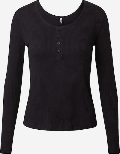 ONLY Camiseta 'SIMPLE LIFE' en negro, Vista del producto