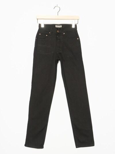 James Dean Jeans in 26 in black denim, Produktansicht