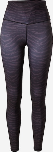 ENDURANCE Leggings 'Summer' in beere / schwarz, Produktansicht