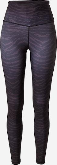 ENDURANCE Športové nohavice 'Summer' - farba lesného ovocia / čierna, Produkt