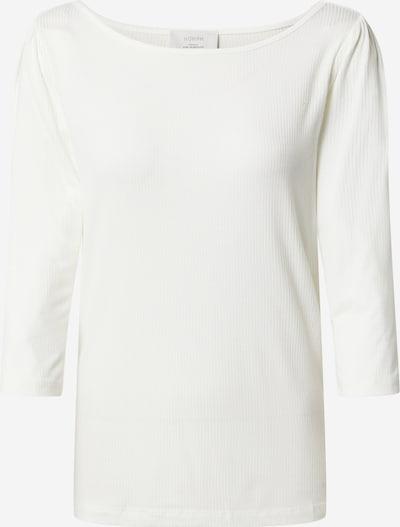 NÜMPH Shirt 'NUDARI ' in eierschale, Produktansicht