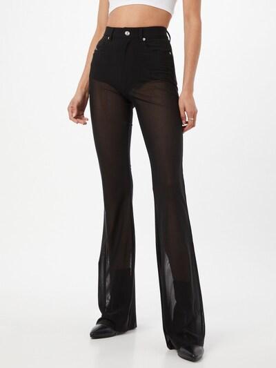 DIESEL Kalhoty 'LON' - černá, Model/ka