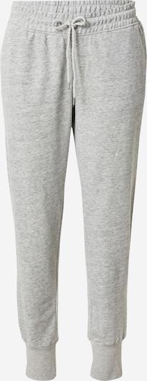 Cotton On Pantalon en gris chiné, Vue avec produit