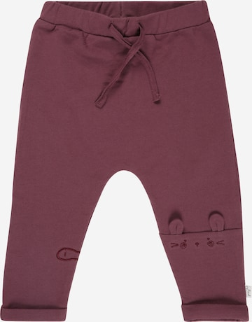Hust & Claire Trousers in Red