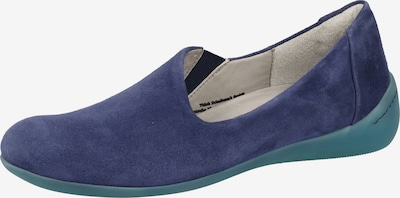 THINK! Slipper in blau, Produktansicht