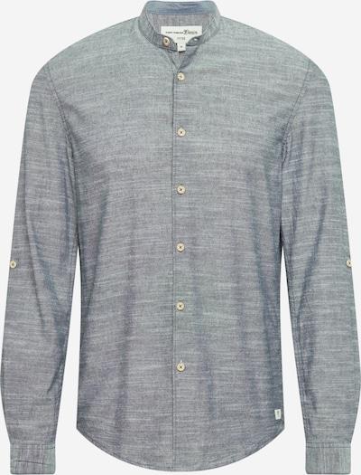 TOM TAILOR DENIM Hemd in rauchblau, Produktansicht