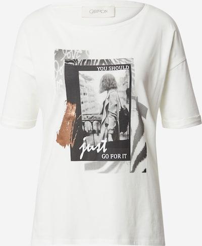 Marškinėliai iš Cartoon , spalva - juoda / balta, Prekių apžvalga