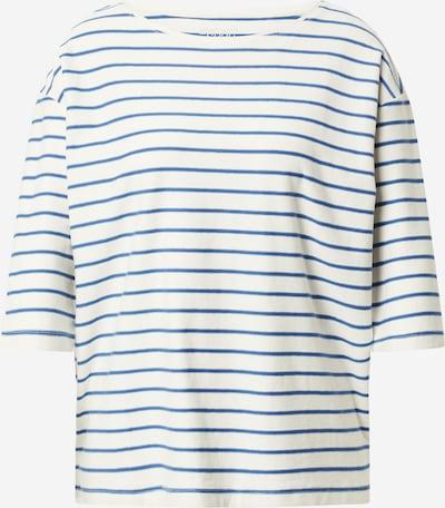 ESPRIT Shirt in blau / weiß, Produktansicht