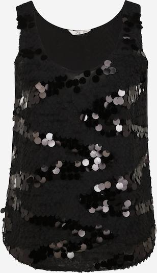 Z-One Top 'Diana' in de kleur Zwart, Productweergave