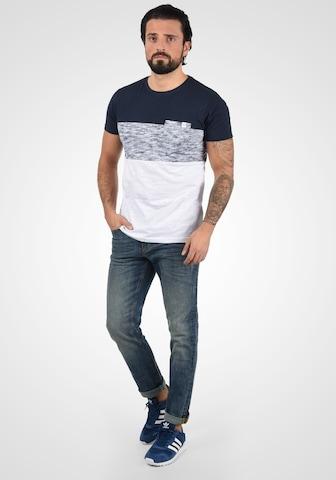 BLEND 5-Pocket-Jeans 'Grilux' in Blau