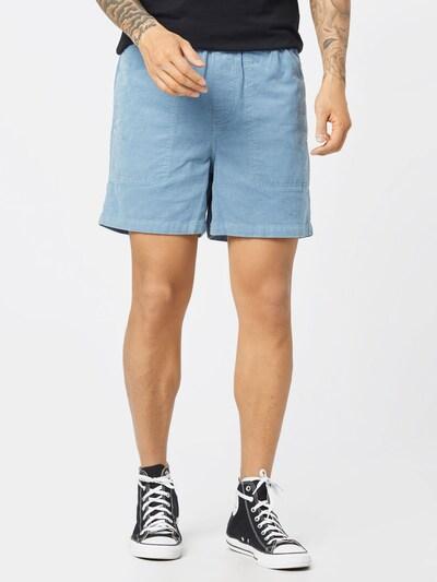 ELEMENT Kalhoty - kouřově modrá, Model/ka